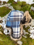 Flannel Trapper Hats