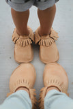Mommy & Me Set - Classic Fringe (Child Sizes 1-5 & Women's Sizes 5-9)