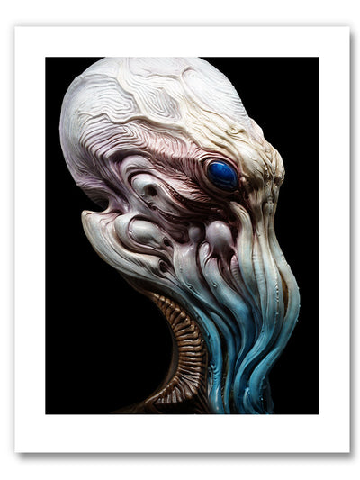 Cthulhu Limited Edition Print