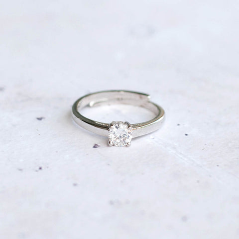 Adjustable Cubic Ring