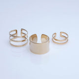 Three Ring Set