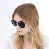 Round Layered Sunglasses