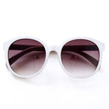 All time Oversized Rounded Sunglasses