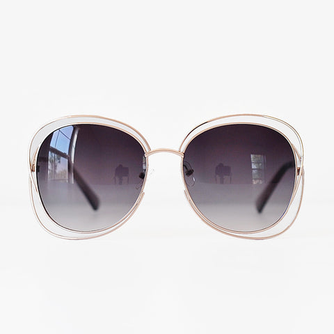 Manhattan Round Sunglasses