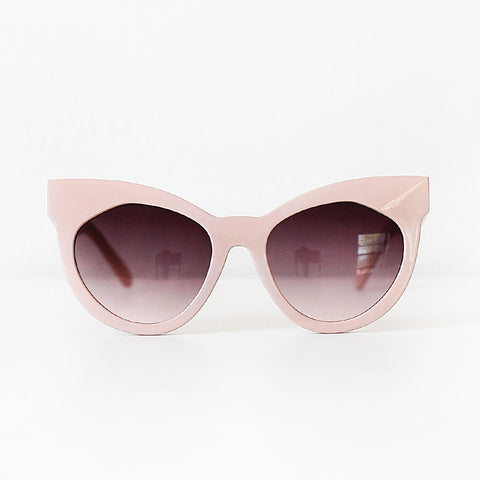 Bold Cateye Sunglasses