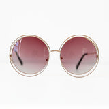 Jumbo Rounded Sunglasses