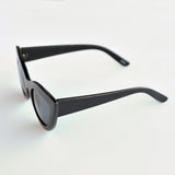 Simple Cateye Sunglasses