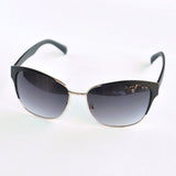 Rectangled Aviator Sunglasses