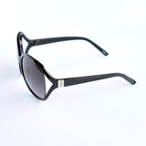 Cubic Oversized Square Sunglasses