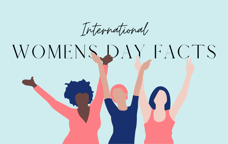 Celebrating International Women's Day: 8 Inspirational Facts About Women