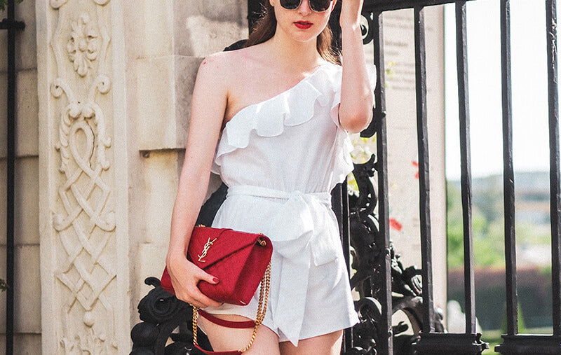 Red, White & Chic: The Best 4th of July Outfit Ideas