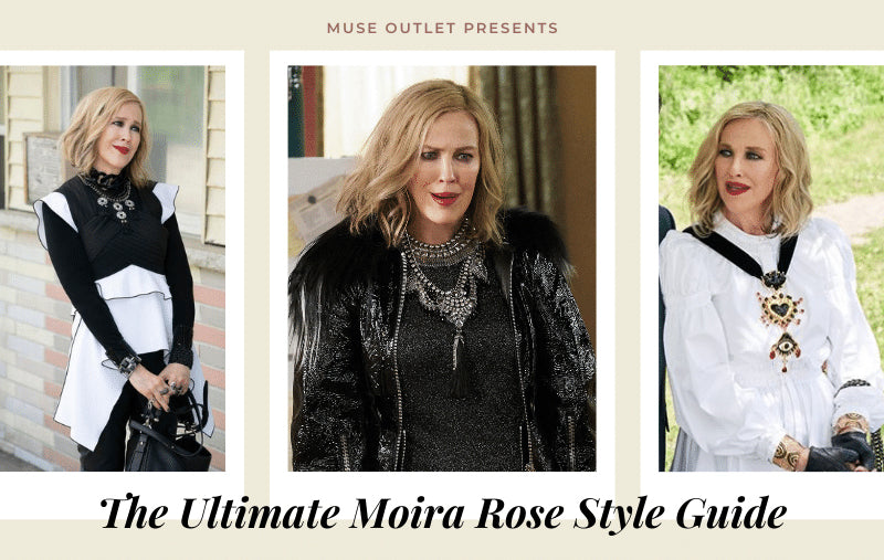 The Ultimate Moira Rose Style Guide - Moira's Best Looks on Schitt's Creek