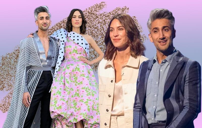 Next in Fashion's Season 1 Hosts Alexa Chung and Tan France Style on a Budget Guide