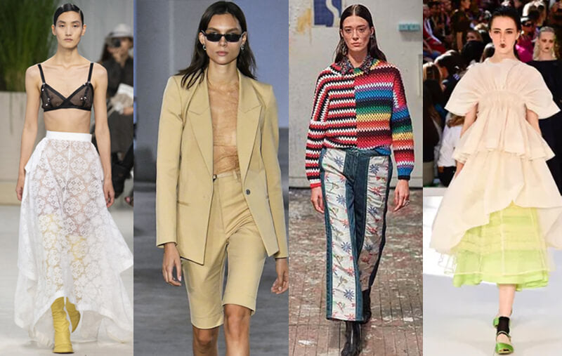 The spring summer 2020 trend forecast is here. Find spring 2020 fashion trends up to 90% off retail. Read about the Spring 2020 trends blog. How to wear the latest spring 2020 fashion trends. Shop Muse Outlet. International Shipping, 15% off your first or