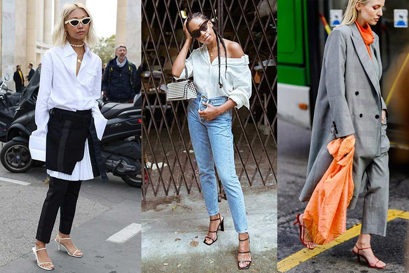 Floss Heels: How to Style the Summer Shoe of 2019