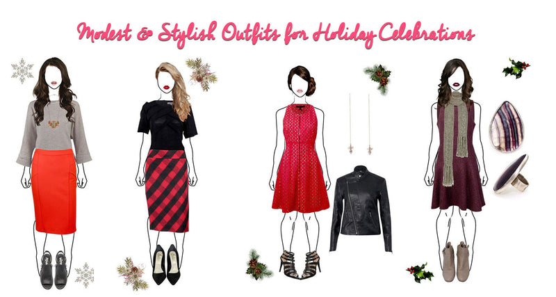 5 Holiday Outfits Both Your Fun Aunt & Grandma Would Approve Of