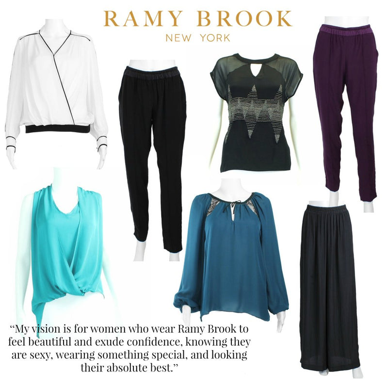 Featured Designer: Introducing Ramy Brook