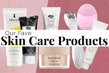 Our Favorite Skin Care Products to Keep Skin Looking Healthy and Clear | Muse Boutique Outlet | Up to 90% Off Retail