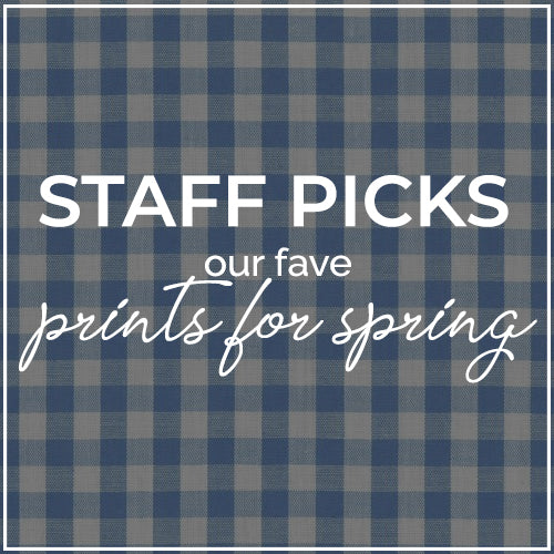 Staff Picks: Our Favorite Spring Prints