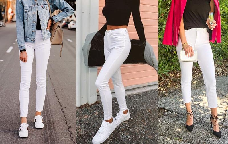 How to Keep Your White Jeans White - Common Mistakes to Avoid