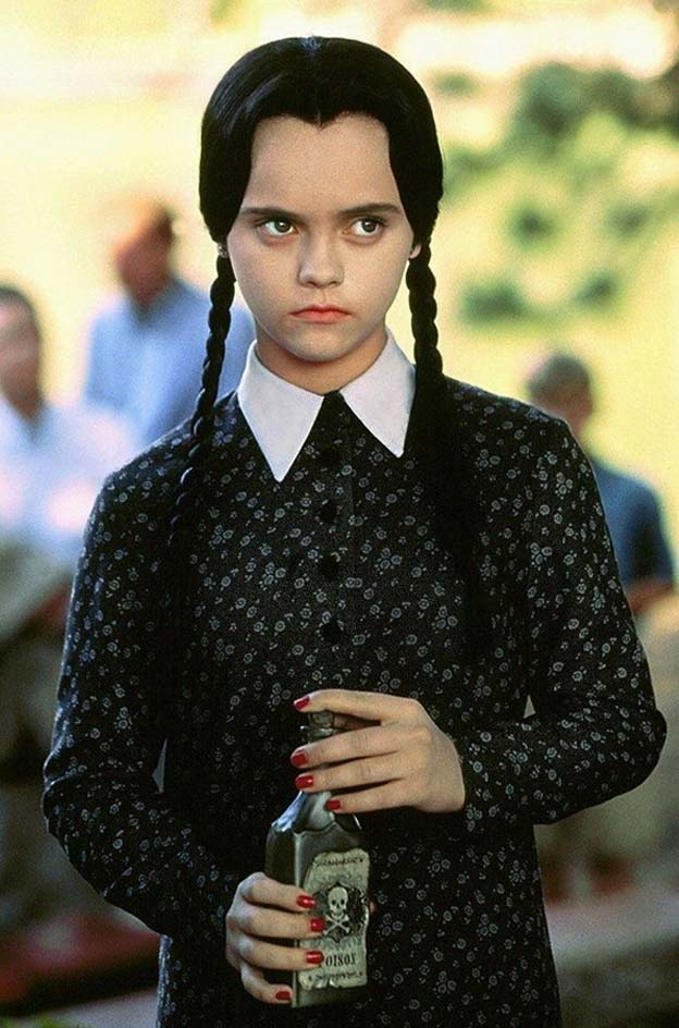 Wednesday Addams Costume Ideas | Super Chic Last-Minute Halloween Costumes at Muse Boutique Outlet | Up to 90% Off Designer Fashion