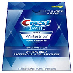 3D Whitestrips Teeth Whitening Strip Kit