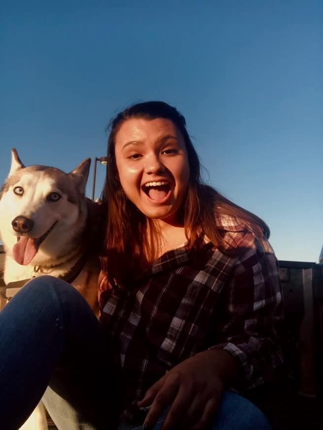College During COVID: Student Nina Martinez Shares Her Experience