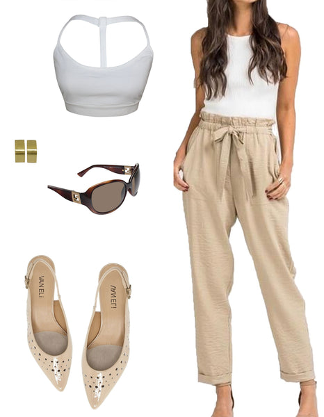 Trend to Try: Cargo Pants | Bella Hadid Outfit OOTD