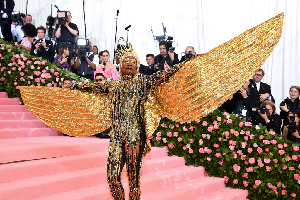 Billy Porter in The Blonds, Giueseppe, Andreoli and Oscar Heyman