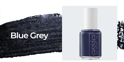 Trending Nail Polish Colors 2020 - Blue Grey Essie – Bobbing For Baubles