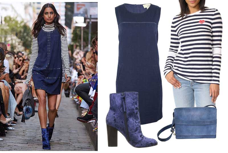 Rebecca Minkoff Bojana Too Bootie Outfit