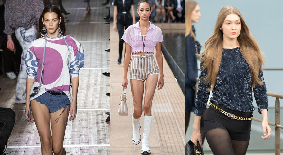 Hot pants spring fashion 2020 runway. The spring summer 2020 trend forecast is here. Find spring 2020 fashion trends up to 90% off retail. Read about the Spring 2020 trends blog. How to wear the latest spring 2020 fashion trends. Shop Muse Outlet. International Shipping, 15% off your first order.