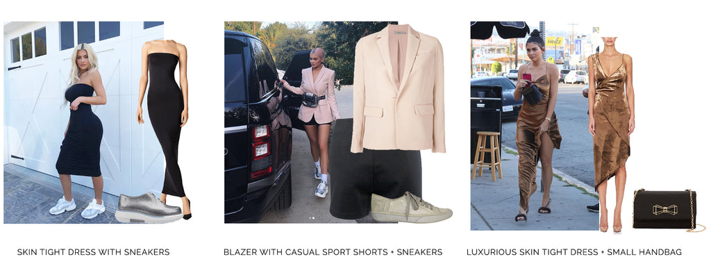 Shop Her Style Kylie Jenner Copy Look Fashion Street Style Instagram