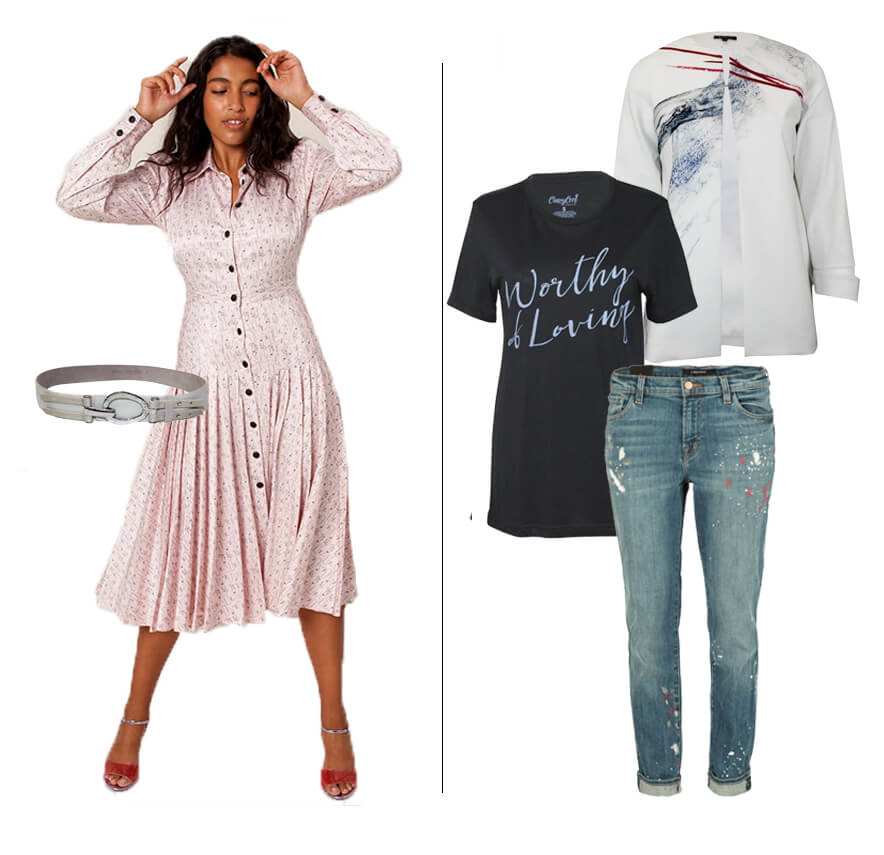 Grace Frankie Style Guide On A Budget Muse Boutique Outlet