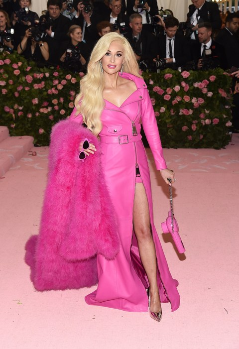Kacey Musgraves in Jeremy Scott for Moschino | Top 10 Craziest Met Gala Looks