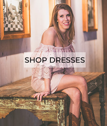 shop rodeo dress at muse boutique outlet