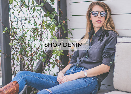 shop denim on sale at muse outlet