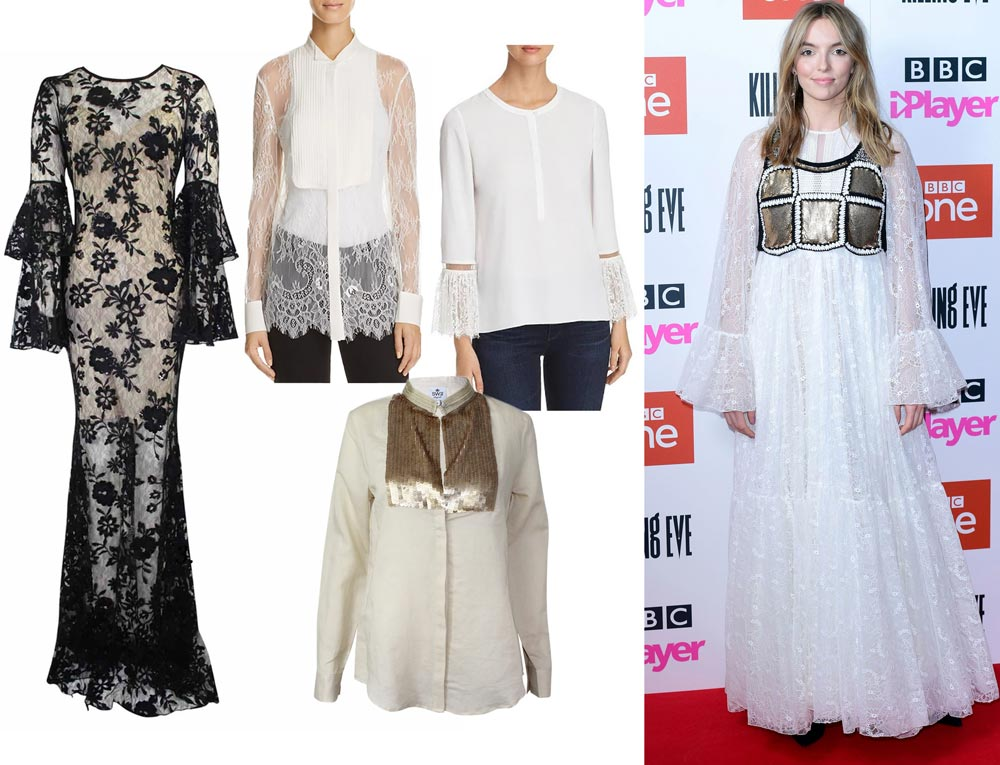 Shop The Red Carpet Look: Killing Eve's Jodie Comer