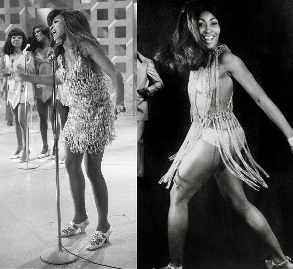 Cher & Tina Turner Costume Ideas | Super Chic Last-Minute Halloween Costumes at Muse Boutique Outlet | Up to 90% Off Designer Fashion