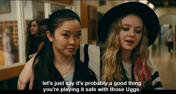 To All The Boys Ive Loved Before Quotes 1