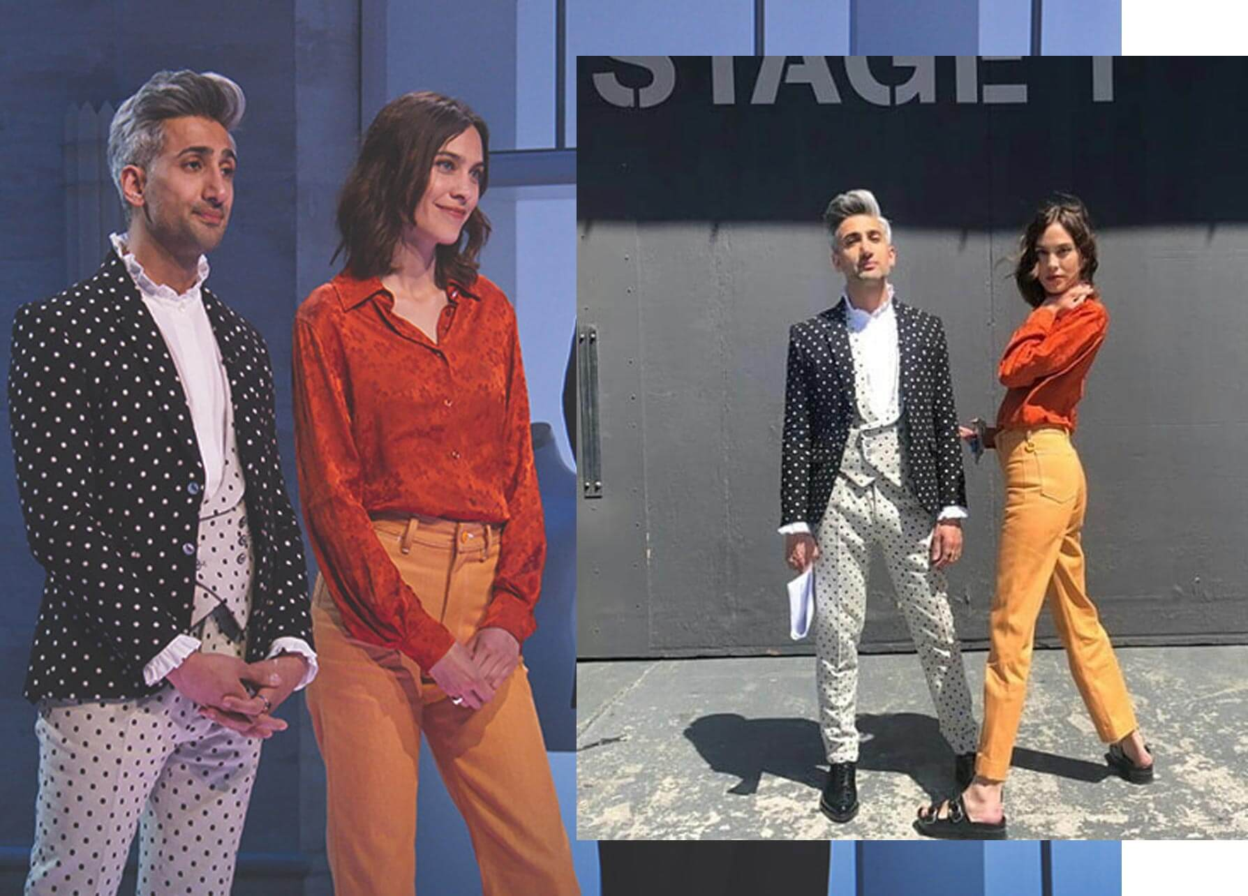 "Alexa Chung and Tan France Best Looks - How to dress like the hosts of Netflix's ""Next in Fashion"" every day on a budget 