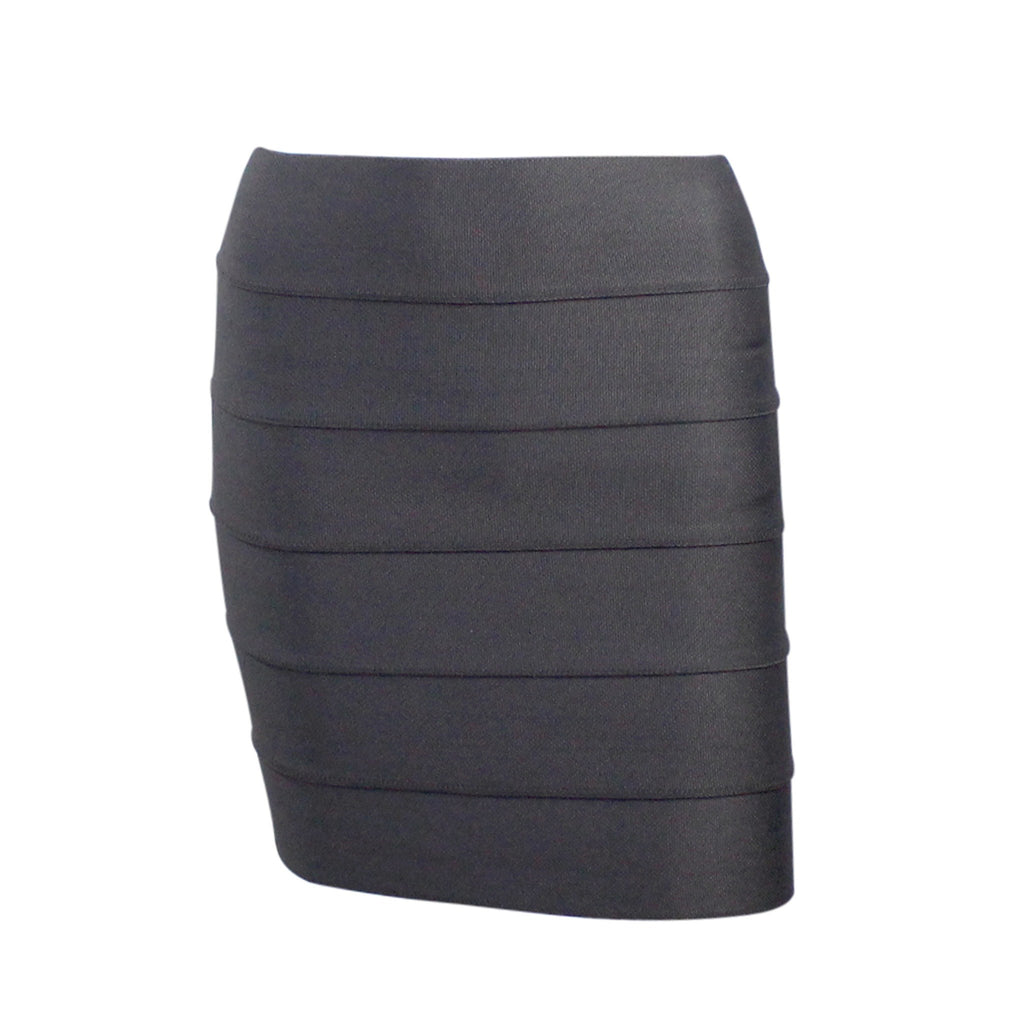 Pleasure Doing Business Charcoal Bandage Skirt Size Small Muse Boutique Outlet | Shop Designer Clearance Skirts on Sale | Up to 90% Off Designer Fashion