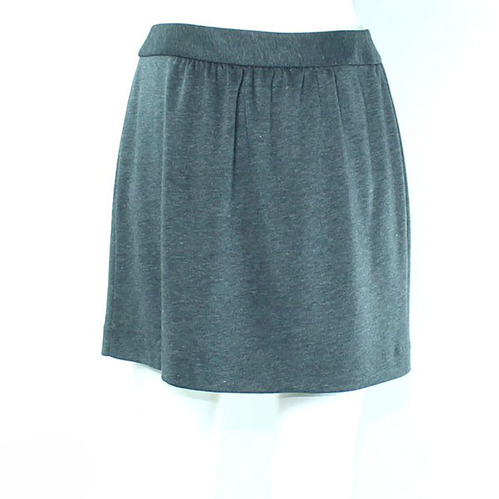 Leona by Lauren Leonard  Knit Gathered Skirt Size  Muse Boutique Outlet | Shop Designer Clearance Skirts on Sale | Up to 90% Off Designer Fashion
