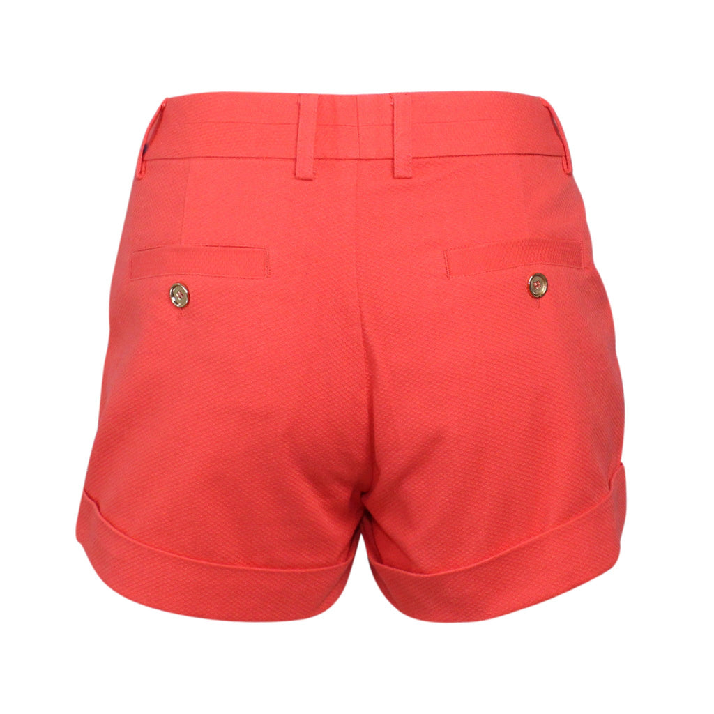 Annie Griffin  Cotton Pique Short Size  Muse Boutique Outlet | Shop Designer Clearance Shorts on Sale | Up to 90% Off Designer Fashion