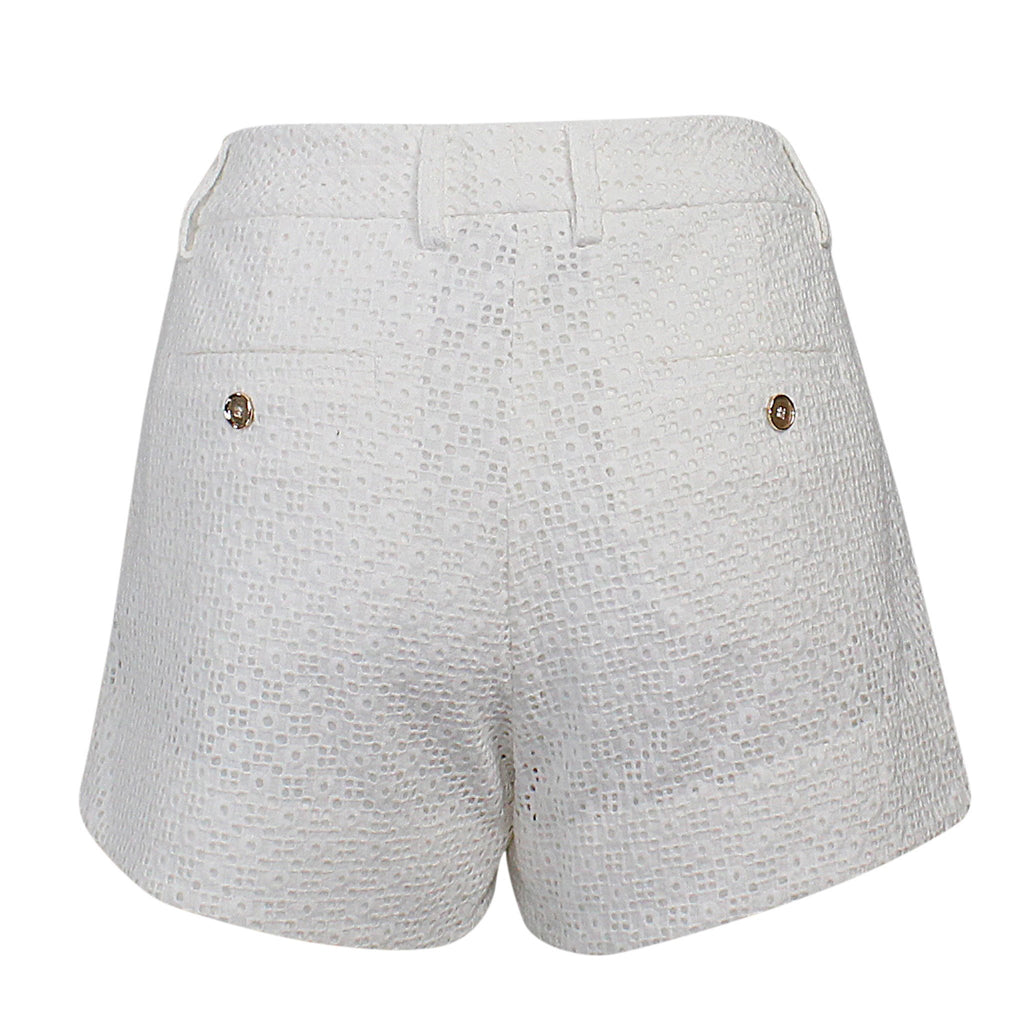 Annie Griffin  Lindy Mod Print Short Size  Muse Boutique Outlet | Shop Designer Clearance Shorts on Sale | Up to 90% Off Designer Fashion