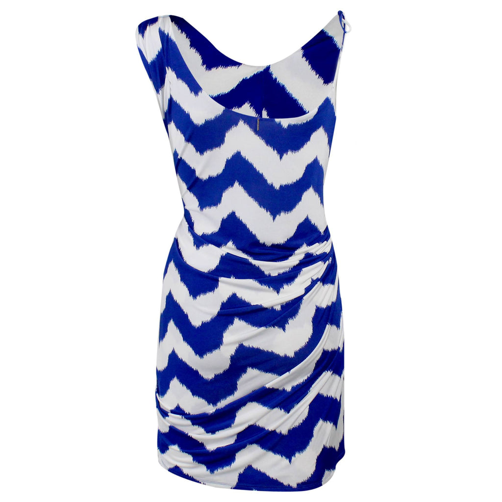 T-Bags Los Angeles  Zig Zag Print Dress Size  Muse Boutique Outlet | Shop Designer Clearance Dresses on Sale | Up to 90% Off Designer Fashion