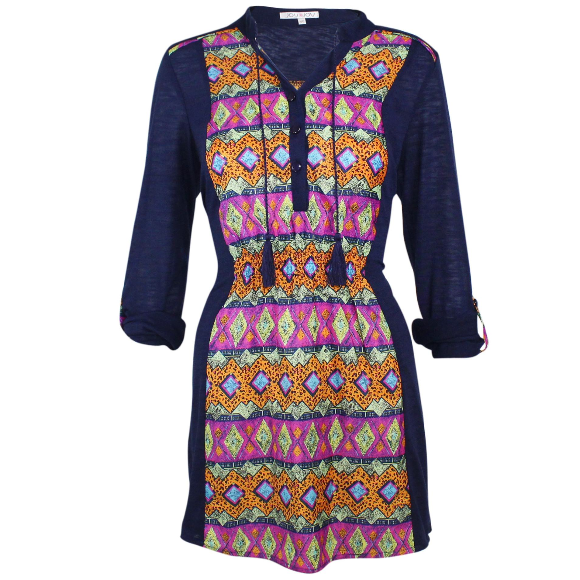 Joy Joy Diamonds Tunic