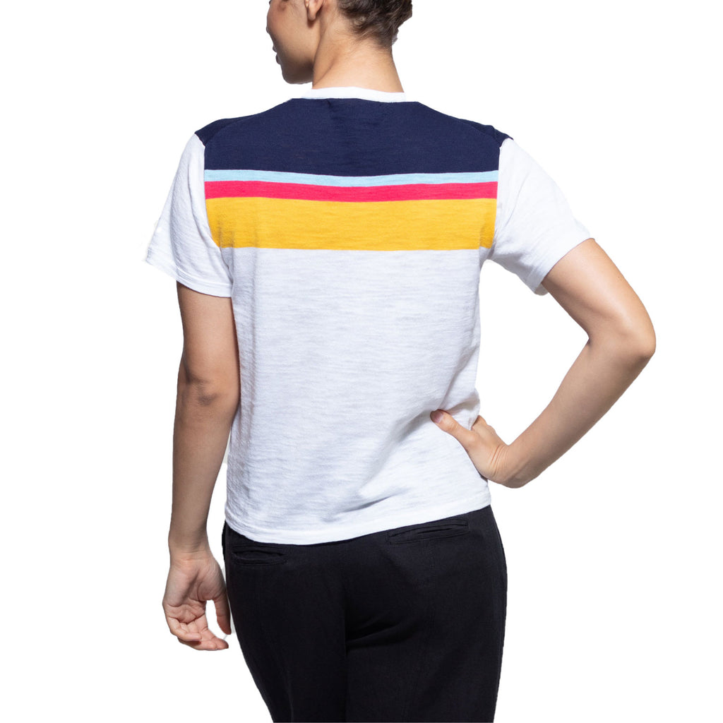 360 Cashmere  Alexis Short Sleeve Tee Size  Muse Boutique Outlet | Shop Designer Short Sleeve Tops on Sale | Up to 90% Off Designer Fashion