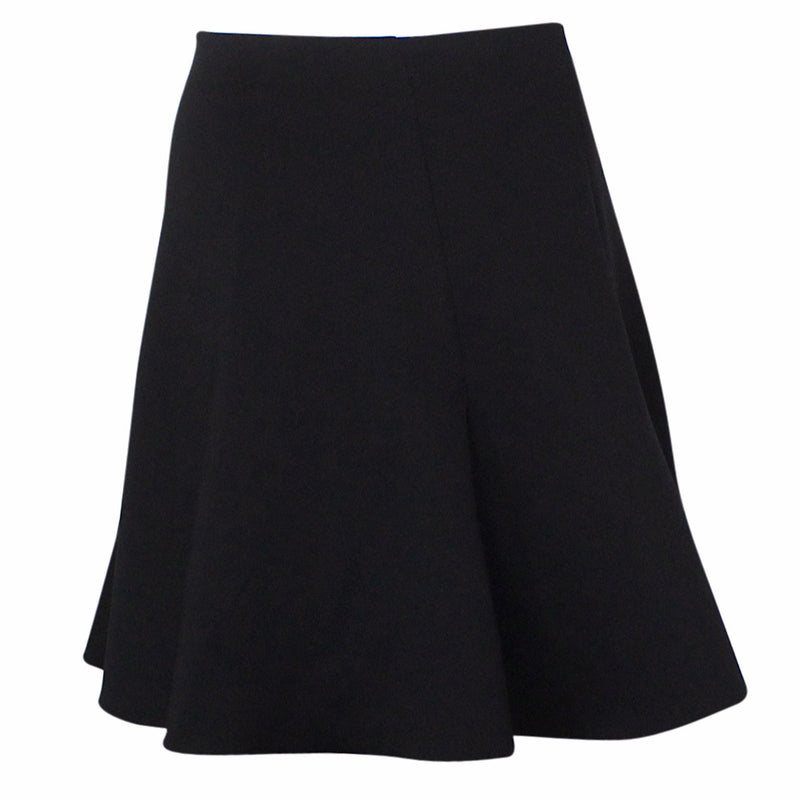 Hunter Bell  Neoprene Asymmetric Flared Skirt Size  Muse Boutique Outlet | Shop Designer Clearance Skirts on Sale | Up to 90% Off Designer Fashion