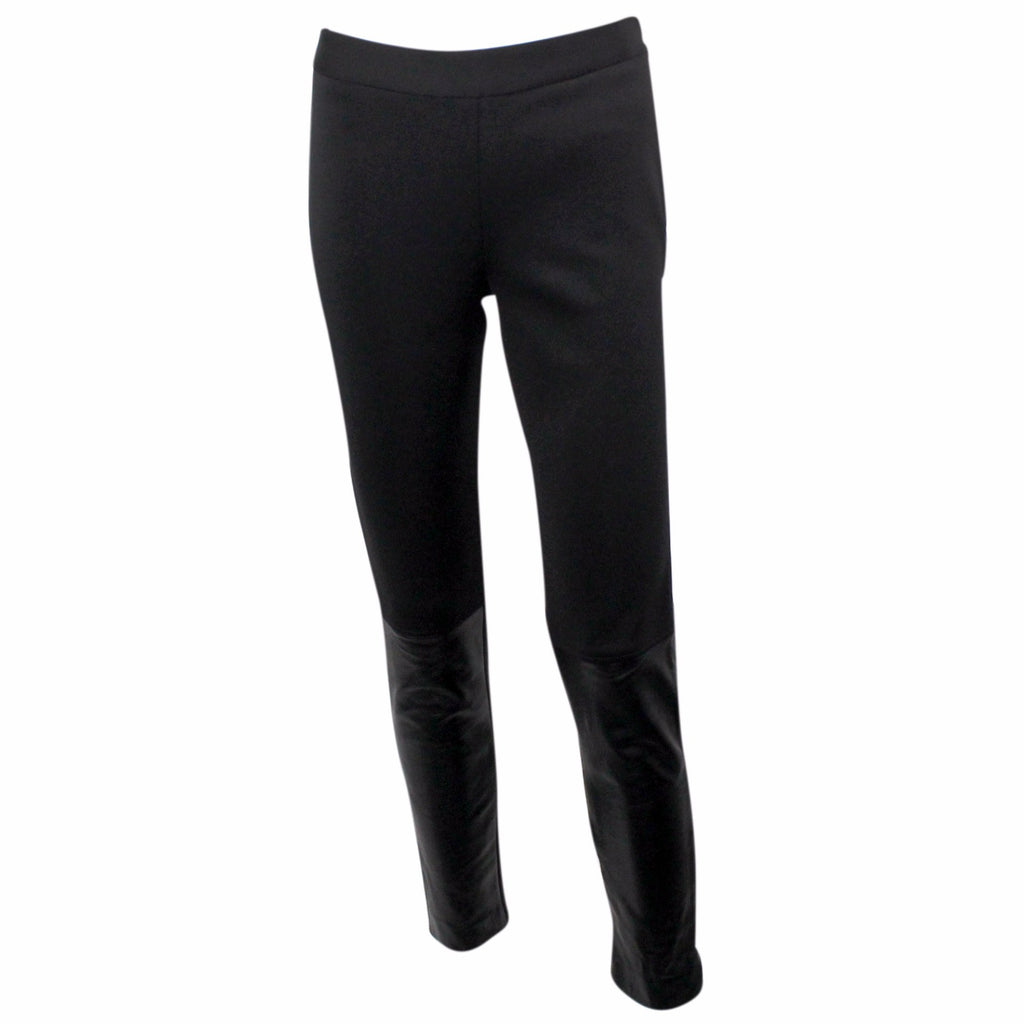 Hunter Bell Black Neoprene Legging Pant Size Extra Small Muse Boutique Outlet | Shop Designer Clearance Bottoms on Sale | Up to 90% Off Designer Fashion